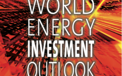 The IEA's world energy investment trends